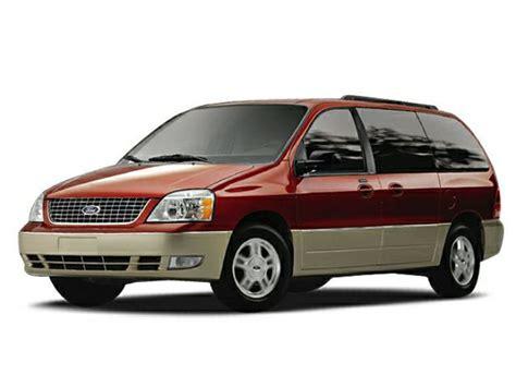 2004 ford freestar new car test drive