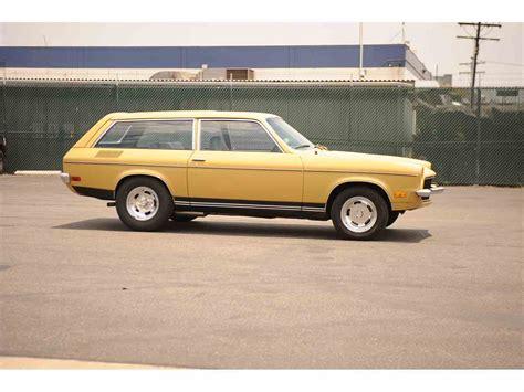 1973 chevy vega 1973 chevrolet vega for sale classiccars com cc 1000449