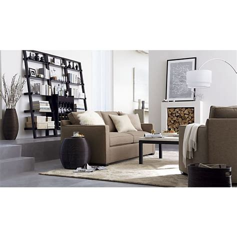 orissa rug crate and barrel dune chaise cover fireplace bookcases and the colour