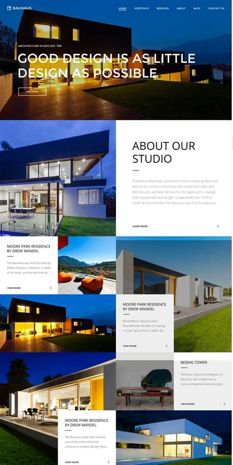 theme wordpress architecture 25 best wordpress themes for architects architecture