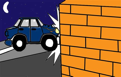 cartoon car crash rahinalom page 2