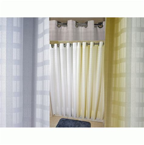 Hanging Shower Curtain ezy hang dynasty shower curtain