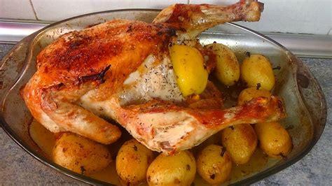 cosas faciles de cocinar pollo al horno relleno recetas de cocina para navidad