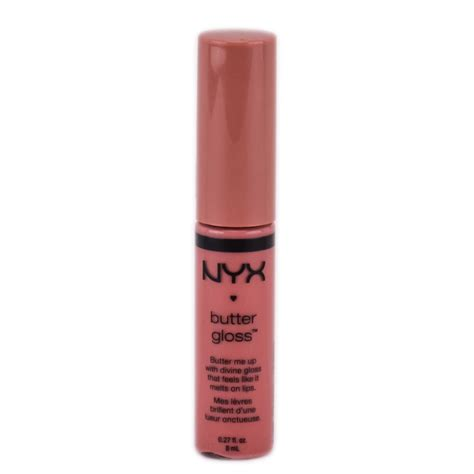 Nyx Butter Gloss Di Counter a hint of never hurt nobody