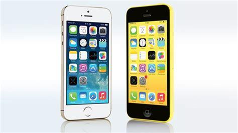iphone 5s vs iphone 5s vs iphone 5c smartphone comparison review tech