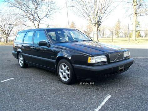 volvo 850 glt wagon buy used 1997 volvo 850 glt wagon 4 door 2 4l in rahway
