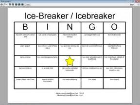Baby Shower Bingo Generator Free - ice breaker bingo template quotes