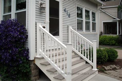 outdoor stair railings handrails stair rail