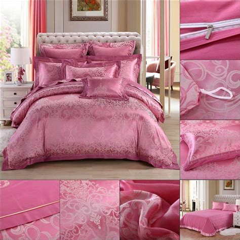 How Much Is A Comforter by 100 Tencel Cotton Jacquard Bedding Sets King Size