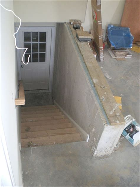 Stairs From Garage To Basement by Garage Stairs To Basement Flickr Photo