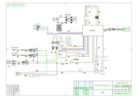 wiring diagram 2007 big dog bulldog wiring diagram