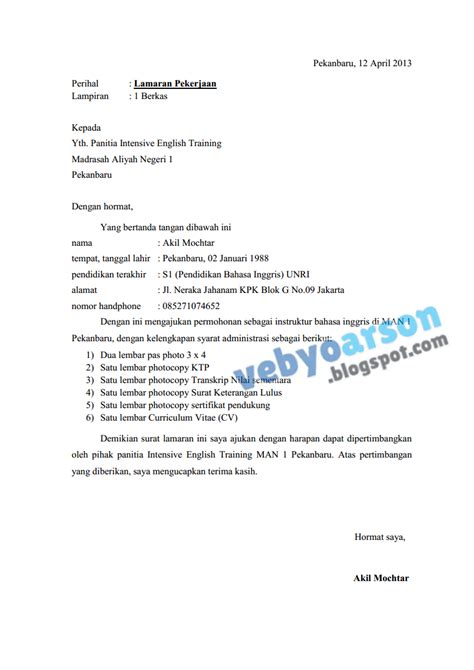 application letter penjelasan sle customer service resume