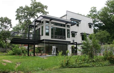 modern mountain house for sale in tryon nc ncmh stan russell