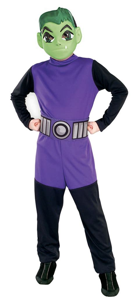 beast boy teen titans kids costume costume craze