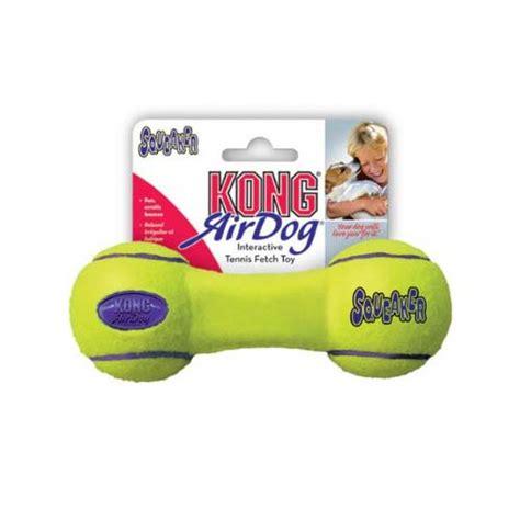 Mainan Anjing S Kong Airdog Dumbbell Medium kong air squeaker dumbbell houndabout