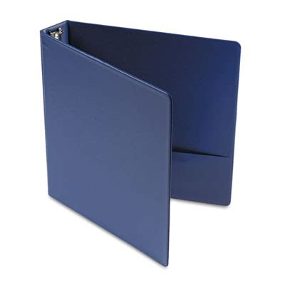Binder Mixed Suede 20 Ring suede finish vinyl ring binder 1 1 2 quot capacity royal blue