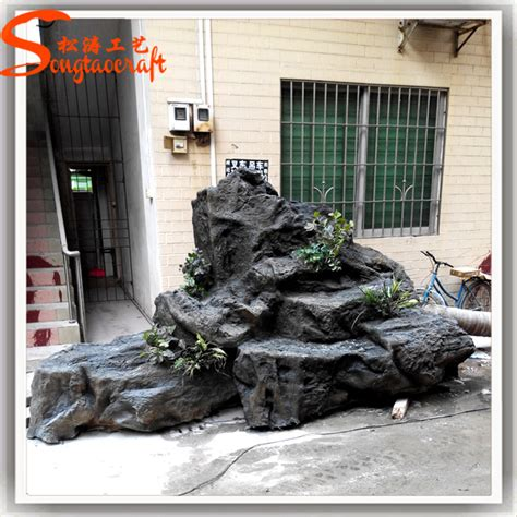china garden rock ar guangzhou made high quality cheap artificial rock