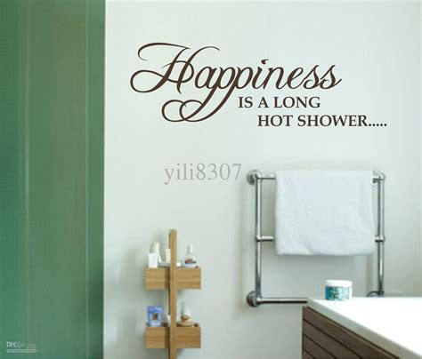 bathroom wall art sayings wall art decor ideas interesting showering bathroom wall