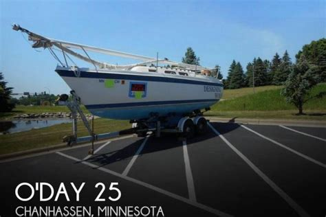 boat financing mn 1979 o day 25 for sale at chanhassen mn 55317 id 120257