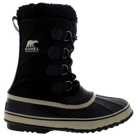 mens sorels winter boots mens sorel 1964 pac winter warm casual snow