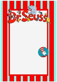 Best 25+ ideas about Dr. Seuss Templates | Find what you\'ll love