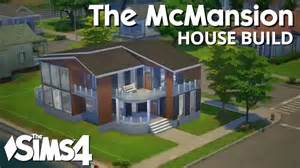 House Building Games Like The Sims The Sims 4 House Building The Mcmansion The House That