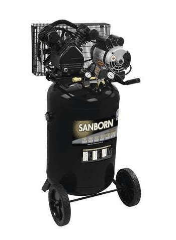 sanborn compressor user questions and comments