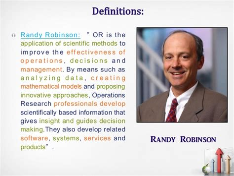 Southern Mba Operational Behavior by Mba Qa Ii Definitions Operations Research Part 2