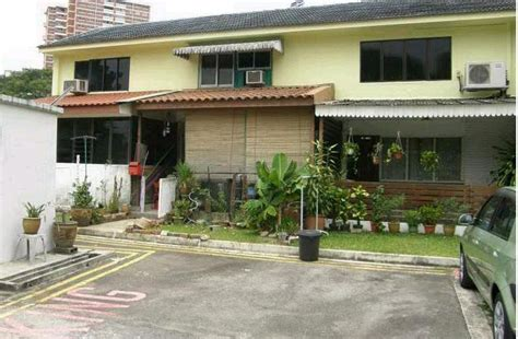 Small House For Rent Singapore Hdb Terrace Flats What Are They And Where Can I Find