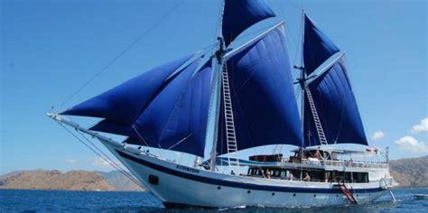 desain gambar kapal fakta menarik kapal legendaris pinisi