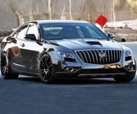 2017 Buick Grand National A Turbo V6 With 400 Bhp Beast Is The 2017 Buick