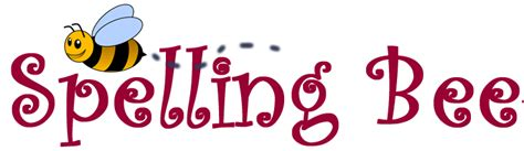 Giveaway Spelling - interclass spelling bee contest