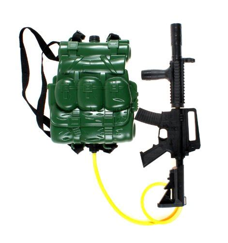 Water Gun With Backpack soaker water gun backpack water tank army