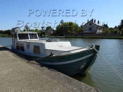 dutch motor boat dutch motor barge for sale 12 00m 39 4 quot 1902
