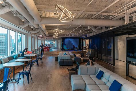 Capital One Chicago Office by Chicago S Coolest Offices 2016 Crain S Chicago Business