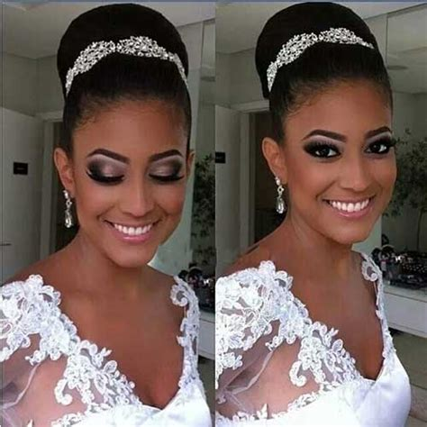 11 african american wedding hairstyles for the bride her 25 good bun wedding hairstyles hairstyles haircuts