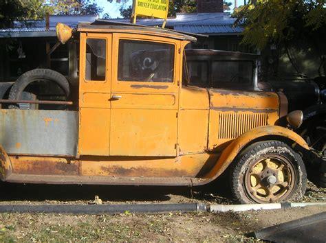 1928 Graham Brothers work truck. Original tow Truck VERY