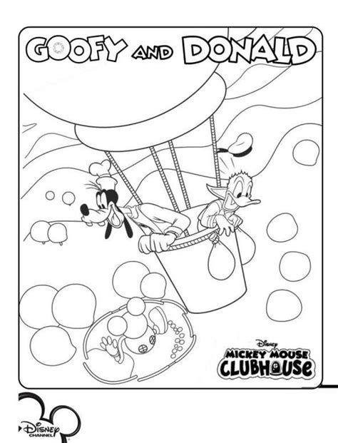 printable coloring pages mickey mouse clubhouse mickey mouse clubhouse coloring pages 4 free printable