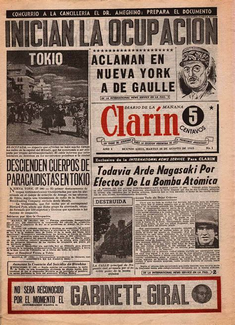 clar 237 n argentine newspaper