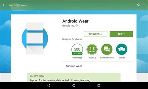 Tutorial Android Wear | tutorial how to develop android wear apps for beginners