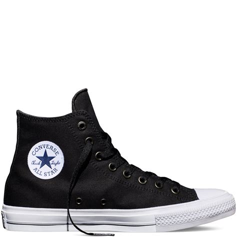 Converse Chuck 1 High chuck all ii high top black converse australia