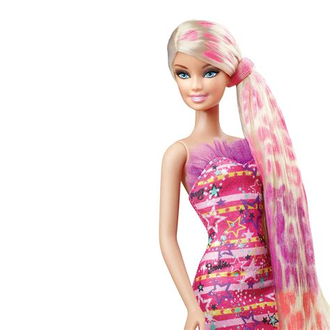 design doll barbie hairtastic colour design doll byrnes online