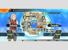 Tous les personnages et trophées / succès de Naruto ... Hachibi