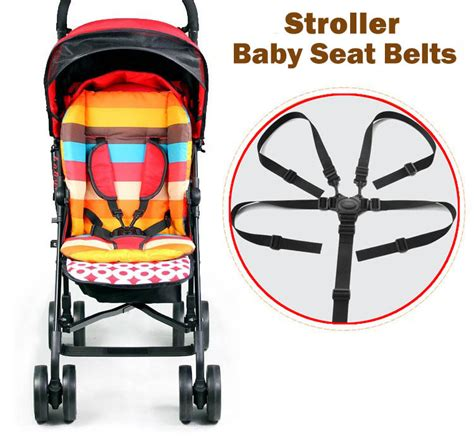 baby wagon with seat belts free shipping child tricycle baby stroller seat belts