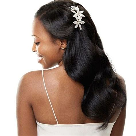 Wedding Hairstyles For Your Shape by Best 25 Black Wedding Hair Ideas On Black