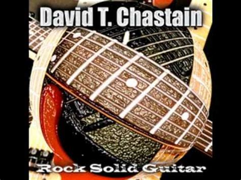 Cd David T Chastain Rock Solid Guitar david t chastain hats to angus and malcolm