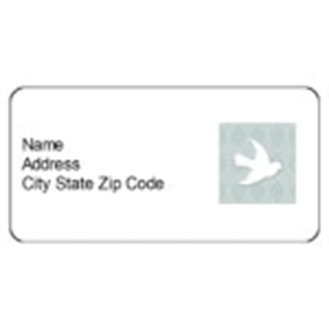 avery template 18663 peace dove shipping label 10 per sheet