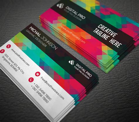 iphone business card template psd free 50 magnificent free business cards design templates