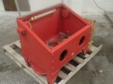 table top blast cabinet sandblaster blast cabinet 80psi table top 5cfm chim0061 04