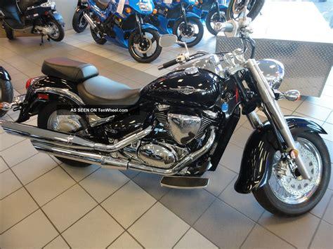 Suzuki Boulevard 800cc by 2009 Suzuki Boulevard C50 C50k9 800cc Cruiser